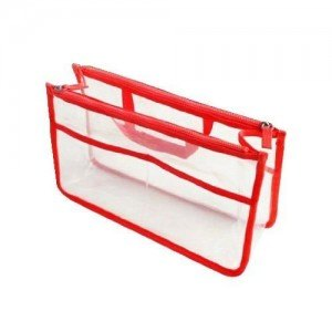 pochette-organiseur-transparente-rouge