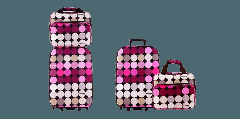 La valise cabine david jones vanity mon bagage cabine for Valise makita avec tous ses accessoires