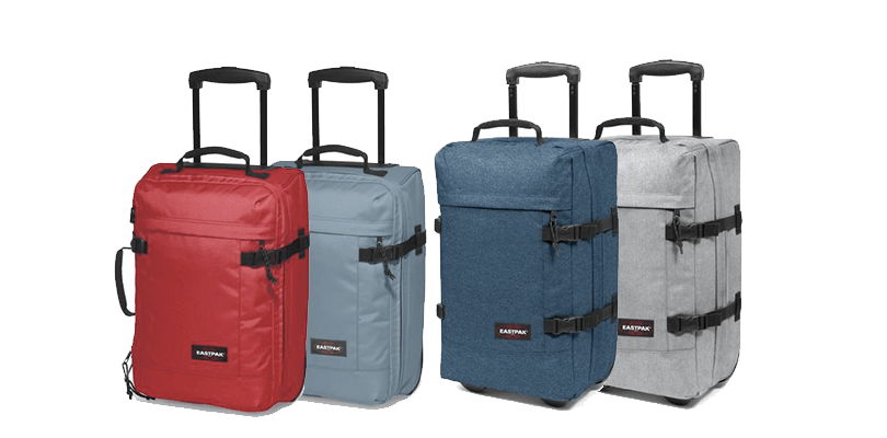 le bagage cabine eastpak tranverz mon bagage cabine. Black Bedroom Furniture Sets. Home Design Ideas