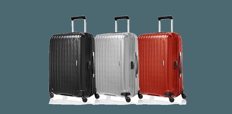la valise cabine samsonite chronolite mon bagage cabine. Black Bedroom Furniture Sets. Home Design Ideas