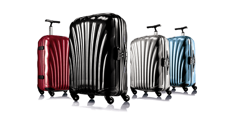 la valise cabine samsonite cosmolite mon bagage cabine. Black Bedroom Furniture Sets. Home Design Ideas