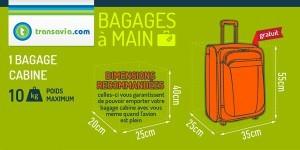 reglementation-bagages-à-main-transavia