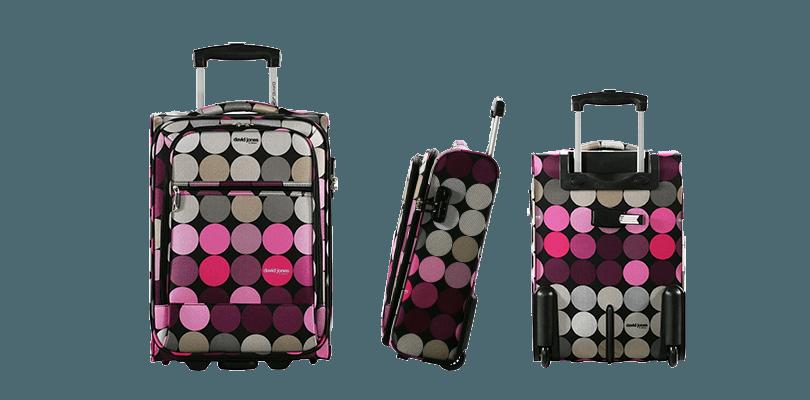 La valise cabine david jones souple mon bagage cabine for Valise makita avec tous ses accessoires