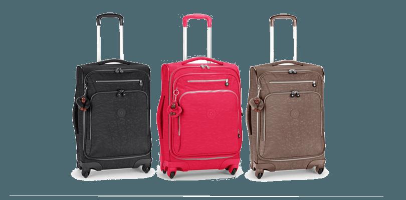 le bagage cabine kipling darcey mon bagage cabine. Black Bedroom Furniture Sets. Home Design Ideas