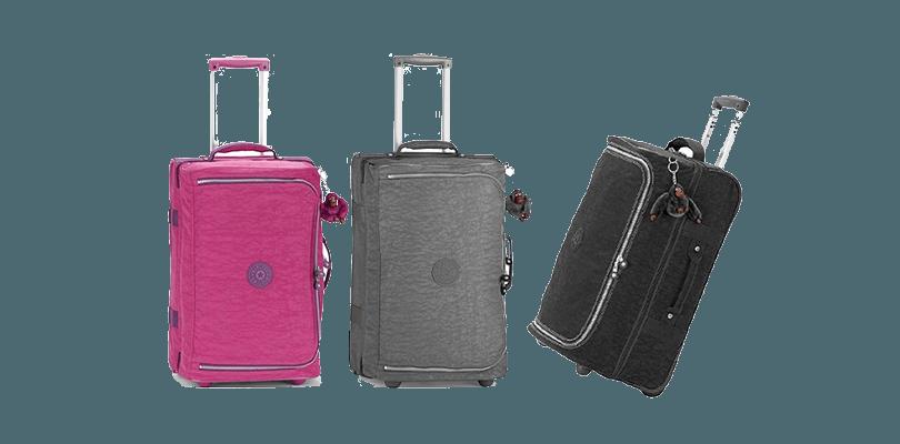 le bagage cabine kipling teagan mon bagage cabine. Black Bedroom Furniture Sets. Home Design Ideas