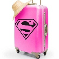 vALISE SUPERWOMAN