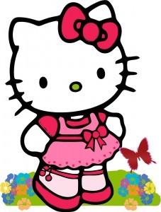 Trousse Hello Kitty Pour Voir La Vie En Rose Mon Bagage Cabine