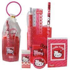 ensemble-crayon-trousse-hello-kitty