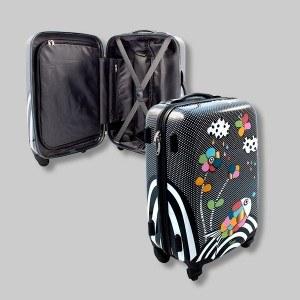 trouver une valise l g re de qualit mon bagage cabine. Black Bedroom Furniture Sets. Home Design Ideas