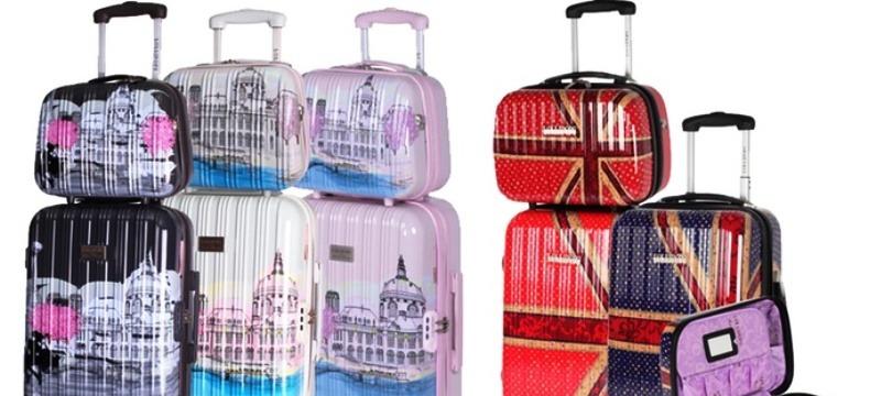 set valise vanity au meilleur prix mon bagage cabine. Black Bedroom Furniture Sets. Home Design Ideas