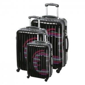 valise de marque lulu castagnette les meilleurs mod les sont sur mbc mon bagage cabine. Black Bedroom Furniture Sets. Home Design Ideas