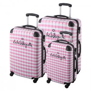 valise de marque lulu castagnette mon bagage cabine. Black Bedroom Furniture Sets. Home Design Ideas