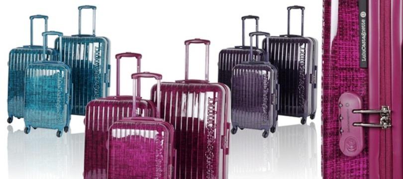 Valise de marque lulu castagnette mon bagage cabine - Valise cabine lulu castagnette ...