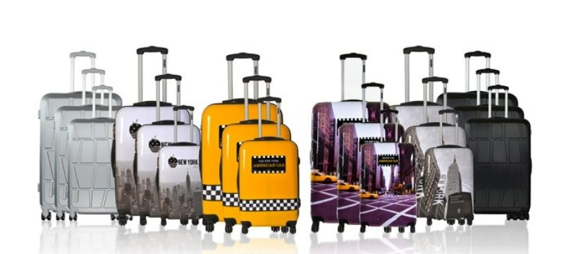 valise new york guide d achat mon bagage cabine. Black Bedroom Furniture Sets. Home Design Ideas