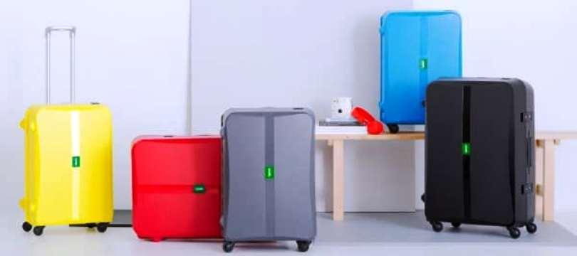 acheter une valise rouge rose ou jaune pas cher mon. Black Bedroom Furniture Sets. Home Design Ideas